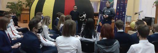 «Открытый космос»  вместе с Союзом Молодых Металлургов